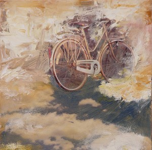 Karen Snouffer, Bicycle Days, 2012